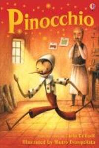 Pinocchio - Katie Daynes - cover