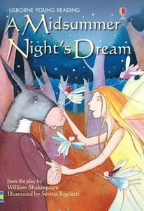A Midsummer Night's Dream - Lesley Sims - cover