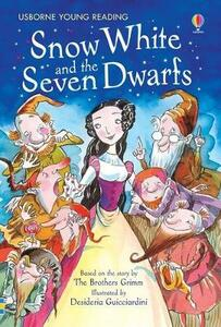 Snow White And The Seven Dwarfs - Lesley Sims - cover