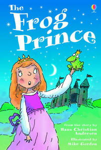 The Frog Prince - Susanna Davidson - cover
