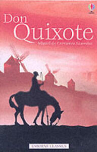 Don Quixote - Henry Brook - cover