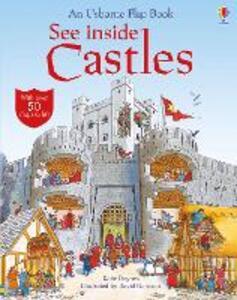 See Inside Castles - cover
