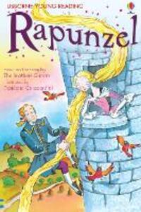 Rapunzel - Susanna Davidson - cover