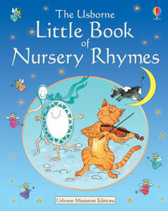 Little Book of Nursery Rhymes - cover