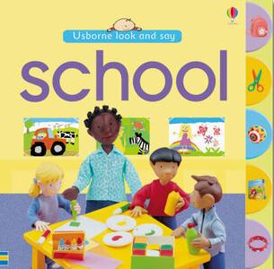 School - Felicity Brooks - cover