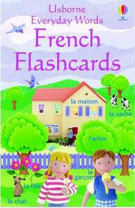 Everyday Words In French Sticker Book - cover
