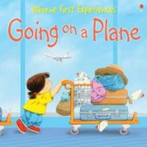 Going On A Plane - Anna Civardi - cover