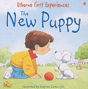 The New Puppy - Anna Civardi - cover