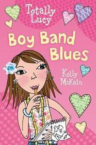 Boy Band Blues - Kelly McKain - cover