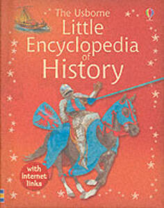 Little Encyclopedia of History - Fiona Chandler - cover