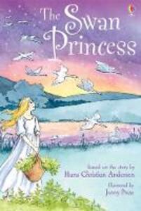 The Swan Princess - copertina