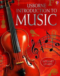 The Usborne Internet-linked Introduction To Music - Eileen O'Brien - cover