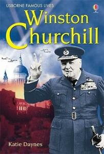 Winston Churchill - Katie Daynes - cover