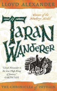 Taran Wanderer - Lloyd Alexander - cover