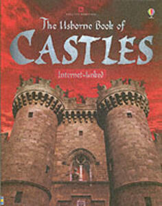 The Usborne Book of Castles - Lesley Sims - cover