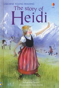The Story of Heidi - Mary Sebag-Montefiore - cover