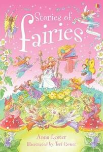 Stories Of Fairies - Anna Lester - cover
