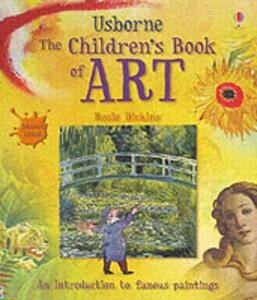 Children's Book Of Art - cover