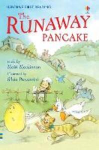 The Runaway Pancake - copertina
