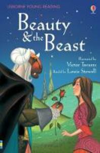 Beauty and the Beast - Louie Stowell - cover