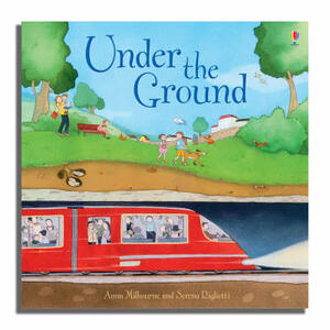 Under The Ground - cover