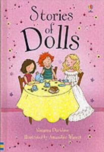 Stories Of Dolls - Susanna Davidson - cover