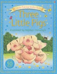 The Three Little Pigs - Heather Amery - cover