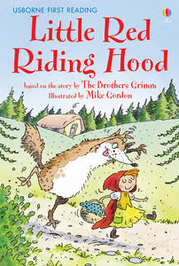 Little red riding hood - Susanna Davidson - cover