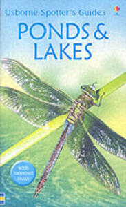 Ponds and Lakes - Anthony Wootton - cover