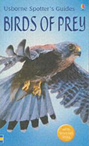 Birds Of Prey - cover