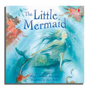 The Little Mermaid - cover