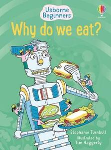 Why Do We Eat? - Stephanie Turnbull - cover
