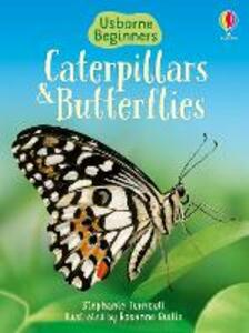 Caterpillars And Butterflies - Stephanie Turnbull - cover
