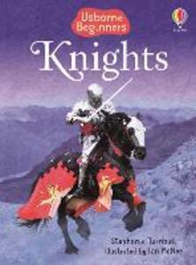 Knights - Stephanie Turnbull - cover