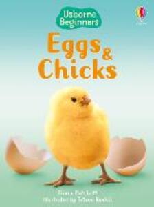 Eggs and Chicks - Fiona Patchett - cover