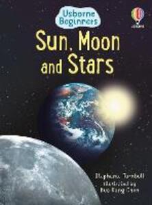 Sun, Moon And Stars - Stephanie Turnbull - cover