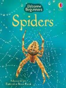 Spiders - Rebecca Gilpin - cover