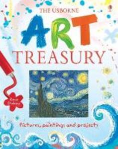 Art Treasury - Rosie Dickens - cover