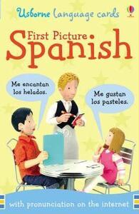Spanish - Felicity Brooks - cover