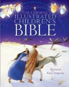 Illustrated Children's Bible - Various - cover