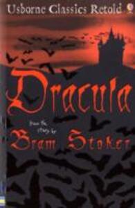 Dracula - Mike Stocks - cover