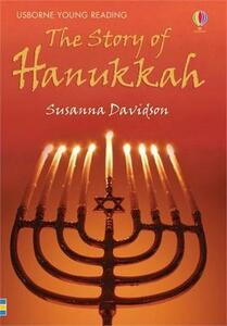 The Story Of Hanukkah - Susanna Davidson - cover