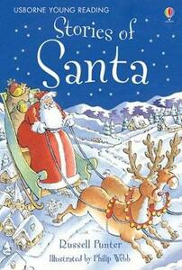 Stories Of Santa - Russell Punter - cover