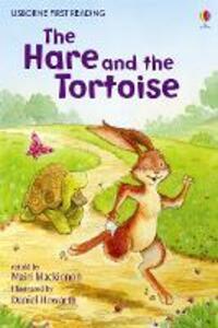 The Hare and the Tortoise - Mairi MacKinnon - cover