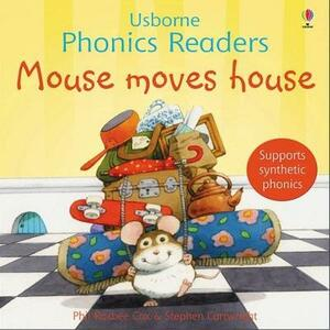Mouse Moves House - cover
