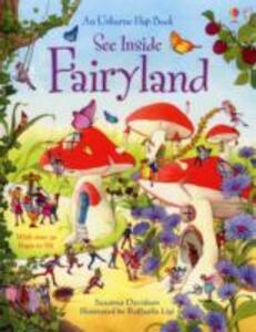 See Inside Fairyland - Susanna Davidson - cover