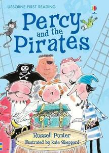 Percy And The Pirates - Russell Punter - cover