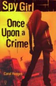 Once Upon A Crime - Carol Hedges - cover