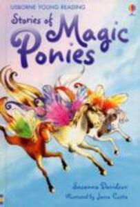 Stories Of Magic Ponies - Susanna Davidson - cover