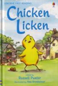 Chicken Licken - Russell Punter - cover
